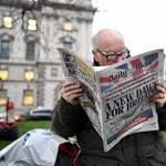 Káosszal fenyeget a Brexit a koronavírus miatt