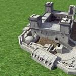 Visszaépítik a diósgyőri vár csonka tornyát is