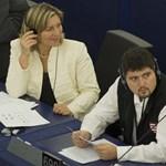 Morvai Krisztina a függetlenedés útját járja az EP-ben