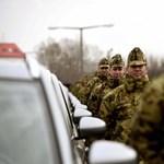 572 milliárd forint értékben rendelt fegyvereket a honvédség Németországtól