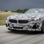 """BMW-s """"kémfotókon"""" a legújabb Z4"""