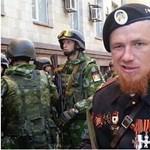 Liftbe rejtett pokolgéppel robbantották fel az ukrán lázadók parancsnokát
