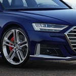 Itt az új Audi S8: 571 lóerős új hibrid zászlóshajó