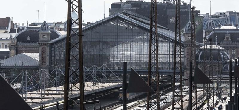 MÁV-vezér: Kritikus a helyzet a Nyugati pályaudvaron