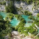 Plitvicei tavak: ahol a természet csodát művelt - képek, videók