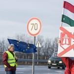 Országos akcióba fogott az MSZP az útdíj ellen