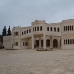 Ősi palota bukkant elő egy kiszáradt medencéből Irakban