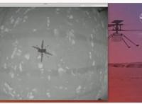 Történelmet írt a NASA, felszállt a Marson a kis helikopter