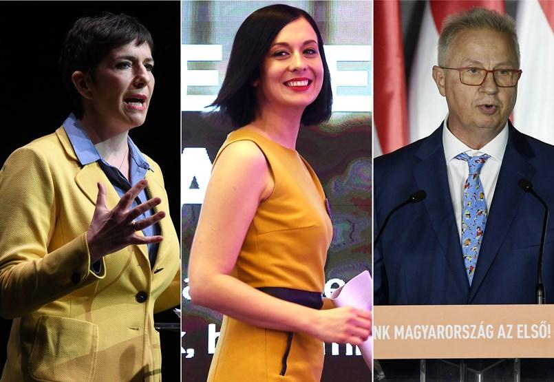 Medián: Dobrev Klára a legismertebb és legnépszerűbb listavezető