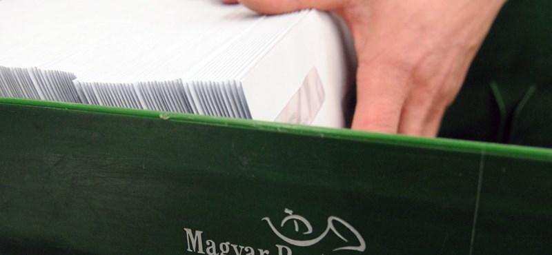 Tátong egy óriási biztonsági rés a Magyar Posta oldalán