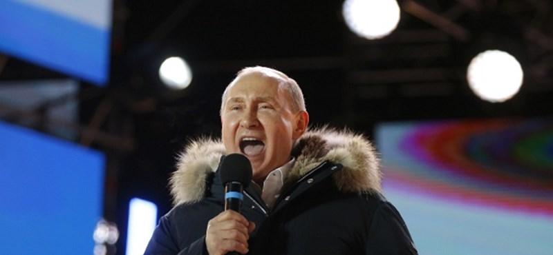 Öt perccel azután, hogy megírtuk, Putyin még nem gratulált Orbánnak, befutott az orosz elnök közleménye az MTI-be
