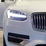 Exkluzív: üléspróbát vettünk az F1-technikás új Volvo XC90-ben