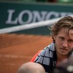 Francia győzelem az első budapesti ATP-tenisztornán