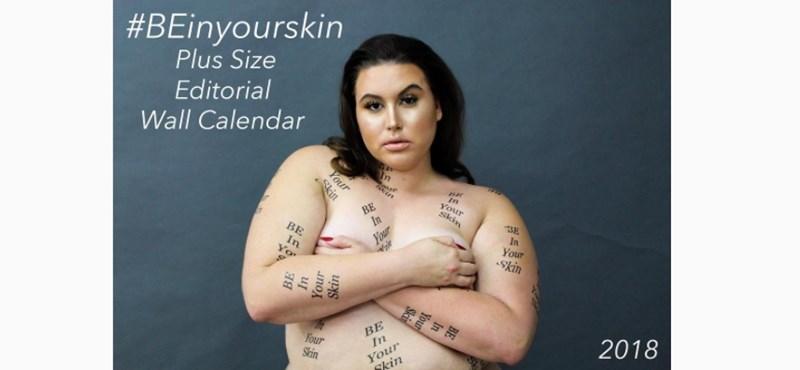 Ez nem egy hagyományos fürdőruhás naptár