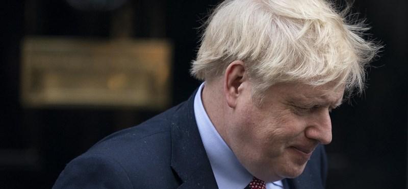 Össztűz Boris Johnsonra a Brexit-megállapodást felülíró törvény miatt