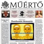 Megjelent a Műértő márciusi száma