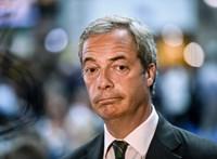 Nigel Farage: Jó, hogy a kelet-európaiak nem jönnek, csökkent a bevándorlás