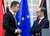 They had enough Germans to raise the veto in EU foreign policy decision-making