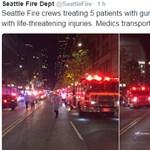 Lövöldözés volt Seattle-ben egy Trump-ellenes tüntetés közelében – ketten életveszélyben