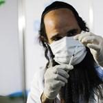 Izraelben is zavargások voltak a járványügyi korlátozások miatt