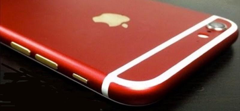 iPhone pirosban? Lehet, hogy hamarabb meglátja, mint hinné