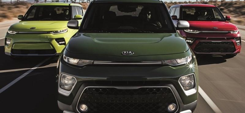 480 kilométer egy töltéssel: itt az új Kia Soul villanyautó