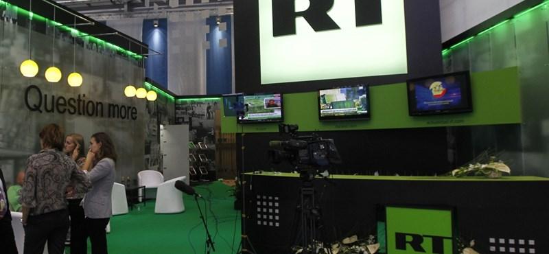 Kiderült, háromszor forgatott az orosz propagandatévé az MTVA székházában