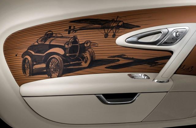 Bugatti Veyron Black Bess