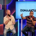 Duma Aktuál: Mikor Mészáros elkéri Dzsudzsák permetezőjét Tihanyban