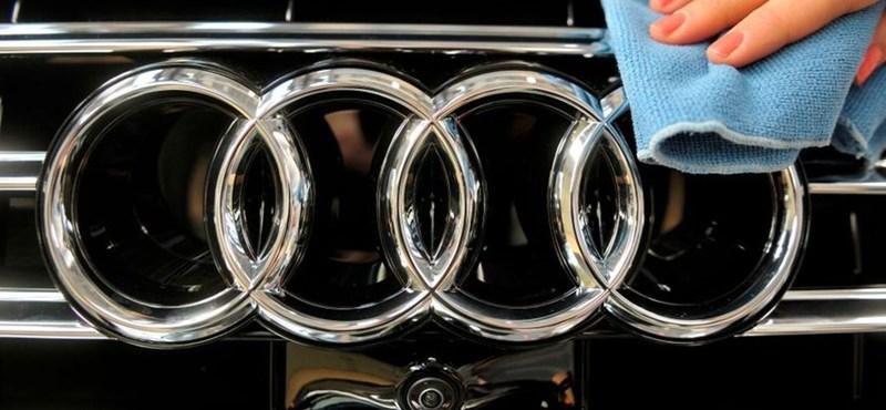 Újraindul a termelés a győri Audinál