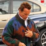 Súlyos szabálysértésen kapta rajta Arnold Schwarzeneggert a divatrendőrség