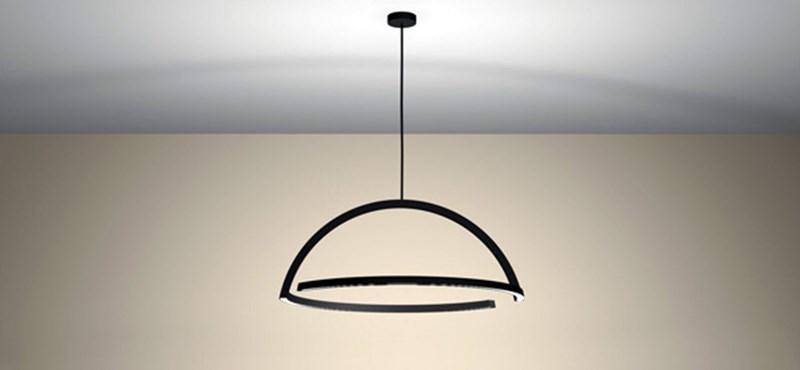 2D-s LED-es lámpa - ötletes