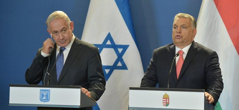 A Mazsihisz elnöke Orbánt és Netanjahut is kiosztotta
