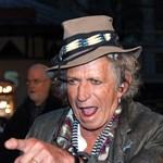Keith Richards minden nap füves cigit reggelizik