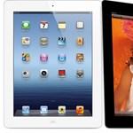 Pénteken érkezik az új iPad Magyarországra!