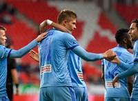 Magyar Kupa: 4-0-val a döntőbe jutott a Vidi