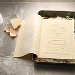 Fenomenális: itt az első ehető szakácskönyv - fotókkal
