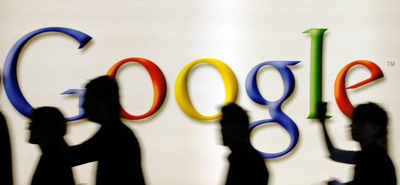 Két dolgot töröltetett volna a magyar állam a Google-ból