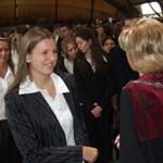 Megnyitották az új tanévet a Nyíregyházi Főiskolán