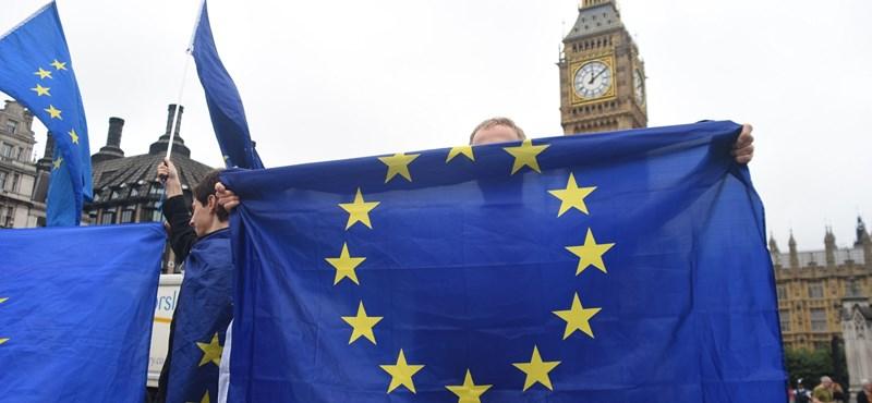 Már biztosra vehető, hogy csúszik a megállapodás a Brexitről