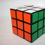 Frappáns ajándék: Rubik-kocka, de most szappanból