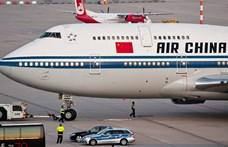 Trump kitiltja a kínai légitársaságokat Amerikából