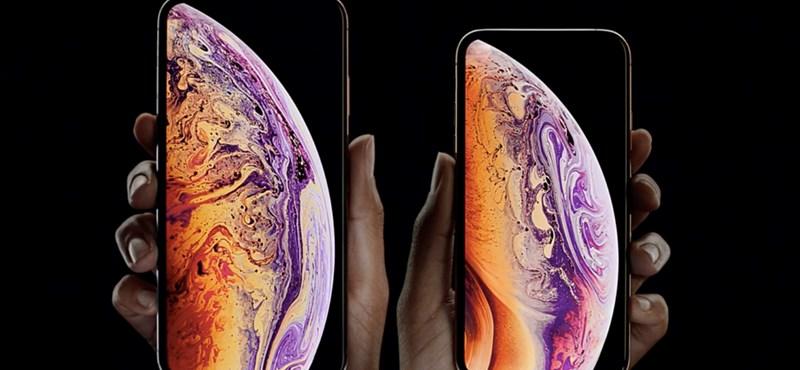 Itt a bejelentés, megjöttek az új iPhone-ok