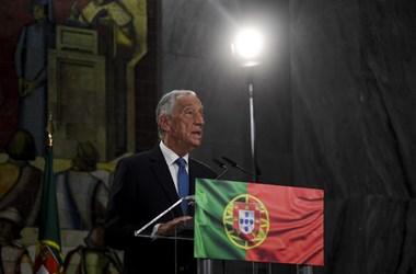 Olyan többséggel választották újra a portugál elnököt, hogy második forduló sem kell