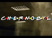 Szürreális alkotás született: valaki összevágta a Csernobil főcímét Jóbarátok-stílusban