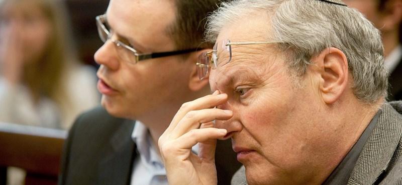 Zuroff bírál, a Nyomozó Ügyészség védekezik a Képíró-ügyben