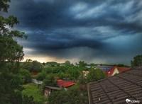 Nyugaton már ma este megérkezik a vihar