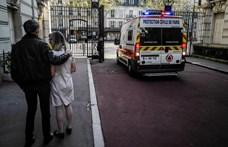 Franciaországban már 12 ezer fölött a halottak száma