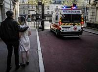 Közel ötvenezer új fertőzöttet jelentettek Franciaországban