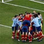 92 éves átkot törhetnek meg a spanyolok az Eb-döntőben